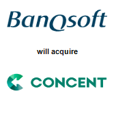 Banqsoft AS will acquire Concent