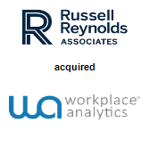 Russell Reynolds Associates acquired Workplace Analytics, LLC