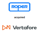 Roper Technologies, Inc. acquired Vertafore, Inc.
