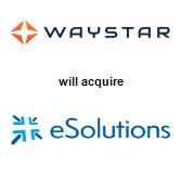 Waystar will acquire eSolutions, Inc.