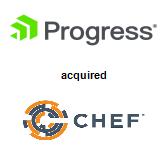 Progress Software Corporation acquired Chef, Inc.