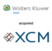 Wolters Kluwer Tax & Accounting US acquired XCM Solutions