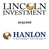 Lincoln Investment acquired Hanlon Advisory Software