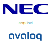 NEC Corp. acquired Avaloq