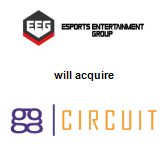 Esports Entertainment Group, Inc. will acquire Helix eSports and ggCircuit