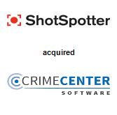 ShotSpotter acquired CrimeCenter Software