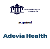 Premier Healthcare Professionals acquired Adevia Health