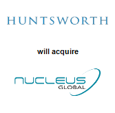 Huntsworth PLC will acquire Nucleus Global