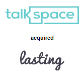 Talkspace acquired Lasting