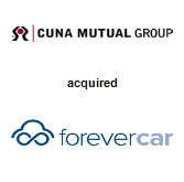 CUNA Mutual Group acquired ForeverCar