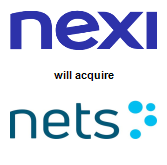 Nexi S.p.A. will acquire Nets Holding A/S