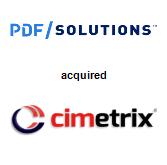 PDF Solutions, Inc. will acquire Cimetrix