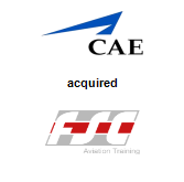 CAE, Inc. acquired FSC Aviation Training