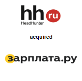 HeadHunter acquired Zarplata