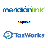 Meridianlink, Inc. acquired TazWorks, LLC