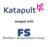 Katapult Holding, Inc. merged with FinServ Acquisition Corp.