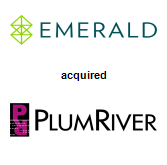 Emerald Holding, Inc. acquired PlumRiver LLC