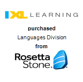 IXL Learning purchased Languages Division from Rosetta Stone Inc.