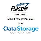 Flagship Solutions Group purchased Data Storage FL, LLC from Data Storage Corporation