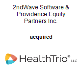 Providence Equity Partners Inc., 2ndWave Software acquired HealthTrio