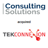 Consulting Solutions acquired Tek Connexion
