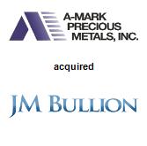 A-Mark Precious Metals, Inc. acquired JM Bullion, Inc.