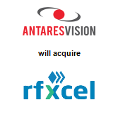 Antares Vision will acquire rfxcel