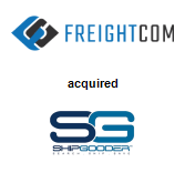Freightcom Corporation acquired ShipGooder