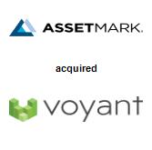 AssetMark, Inc. acquired Voyant, Inc.