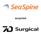 SeaSpine acquired 7D Surgical