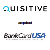 Quisitive acquired BankCard USA