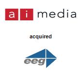 Ai Media acquired EEG Enterprises