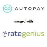 AUTOPAY merged with RateGenius, Inc.