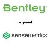 Bentley Systems, Inc. acquired sensemetrics