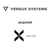 Versus Systems Inc. acquired Xcite Interactive, Inc.