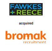 Fawkes & Reece acquired Bromak
