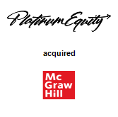 Platinum Equity, LLC acquired McGraw-Hill