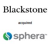 Blackstone Group LP acquired Sphera