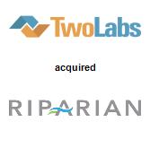 TwoLabs, LLC acquired Riparian, LLC
