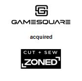 GameSquare Esports Inc. acquired Cut+Sew/Zoned
