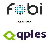 Fobi acquired Qples, Inc.