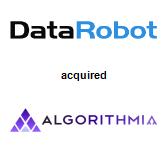 DataRobot acquired Algorithmia