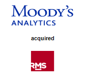 Moody's Analytics, Inc. acquired Risk Management Solutions