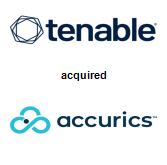 Tenable Network Security Inc acquired Accurics